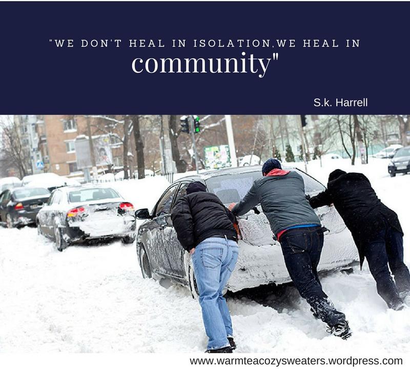 healing through community