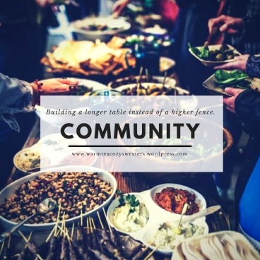 Community Quote